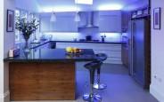 Hướng dẫn các gia đình cách bố trí đèn led nhà bếp tối ưu công năng sử dụng nhất