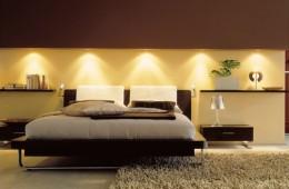 Những ưu điểm khi sử dụng đèn led trang trí phòng ngủ mang tới cho các gia đình