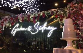 5 xu hướng trang trí backdrop tiệc cưới xuân đang được ưa chuộng nhất