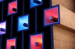 Gợi ý Đèn led tủ rượu đúng chuẩn siêu sang cho người sành rượu