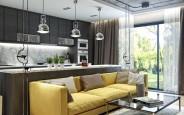 Hướng dẫn các gia đình cách lựa chọn đèn led trần nhà bê tông không thạch cao