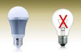Khám phá ưu thế của bóng đèn led so với bóng đèn huỳnh quang