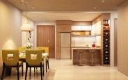 Cùng trải nghiệm không gian nhà bếp hiện đại với đèn led nhà bếp
