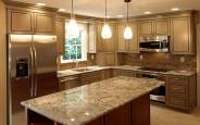 Nghệ thuật trang trí tủ bếp bằng hệ thống đèn led tủ bếp cho gia đình hiện đại
