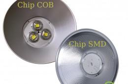 Báo giá đèn led nhà xưởng công nghiệp Highbay 150W