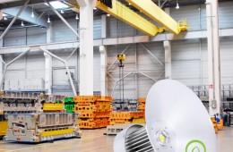 Báo giá đèn led nhà xường công nghiệp Higbay 50W