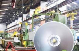 Báo giá đèn led nhà xưởng công nghiệp  Highbay 100W
