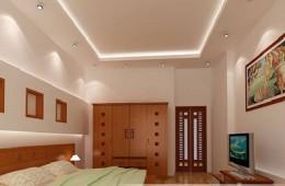 Cách chọn đèn âm trần cho phòng ngủ đơn giản, không kém phần sang trọng
