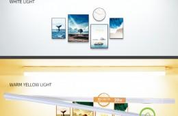 Chọn mua đèn tuýp led T5 hãy để ý đến chỉ số CCT và CRI