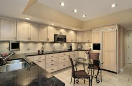 Có thể bạn chưa biết: Lắp đèn led âm trần hiệu quả cho phòng bếp