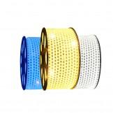 Đèn led dây 3014 100m trắng,vàng, xanh dương