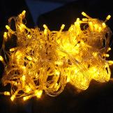 Đèn led chớp nháy màu vàng