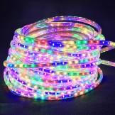 Đèn led dây đuổi màu 100m siêu sáng