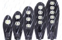 Đèn đường led tiêu chuẩn IP66, siêu sáng, siêu bền