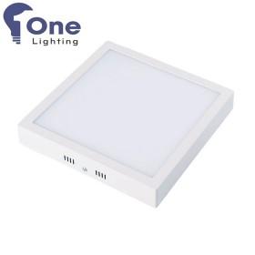 Đèn led ốp trần nổi vuông 24W
