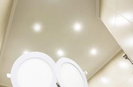 Hướng dẫn lựa chọn mẫu đèn Led trần siêu mỏng cho nhà vệ sinh