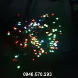 Dây đèn nháy 50M ngoài trời cao cấp 240 bóng tại Hà Nội