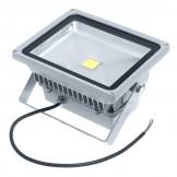 Đèn pha led 50W vỏ ghi siêu sáng
