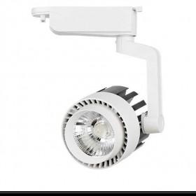 Đèn rọi ray 30w màu trắng, đèn siêu sáng