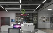 Đèn led thả trần văn phòng Athaco Lighting