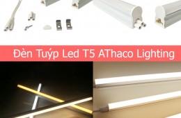 Tổng hợp mẫu đèn tuýp led T5 giá tốt nhất tại Q.Hà Đông