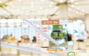 Tư vấn lắp đặt đèn tuýp led T5 cho cửa hàng mỹ phẩm tại Hà Nội