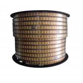 Đèn led dây 2835 2 hàng bóng 220v