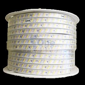 Đèn led dây 2835 3 hàng bóng cao cấp 100m