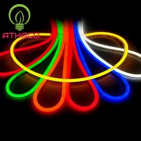 Đèn led dây Flex Neon 12V uốn chữ cao cấp tại Hà Nội