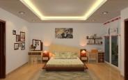 Lung linh và ấm áp với những mẫu đèn led trang trí cho phòng ngủ