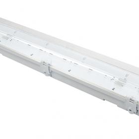 Máng đèn led chống ẩm đôi 0.6M