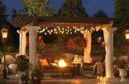 Tư vấn các gia đình hiện đại cách chọn mua đèn led ban công trang trí đẹp, tiết kiệm