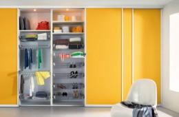 Sử dụng đèn led tủ áo để trang trí cho tủ đồ của bạn đầy sống động