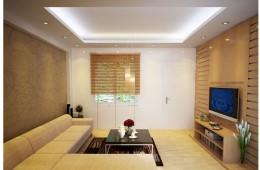 Trang trí trần nhà thạch cao bằng đèn led cho ngôi nhà thêm nổi bật