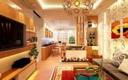 Bố trí đèn led trang trí phòng khách thế nào cho không gian nhà hiện đại