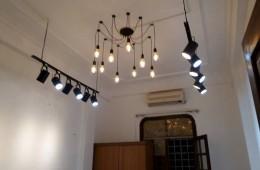 Tạo điểm nhấn bắt mắt với những mẫu đèn led rọi ray mới nhất