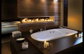 Trang trí đèn led cho phòng tắm và những điều cần biết