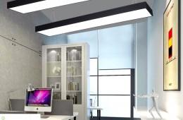 Đánh giá ưu, nhược điểm của đèn thả văn phòng dạng hộp