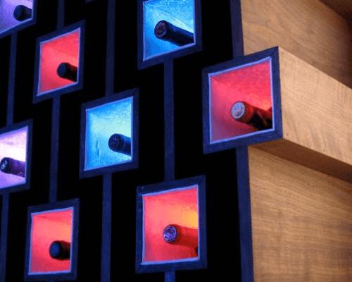 Gợi ý Đèn led tủ rượu đúng chuẩn siêu san