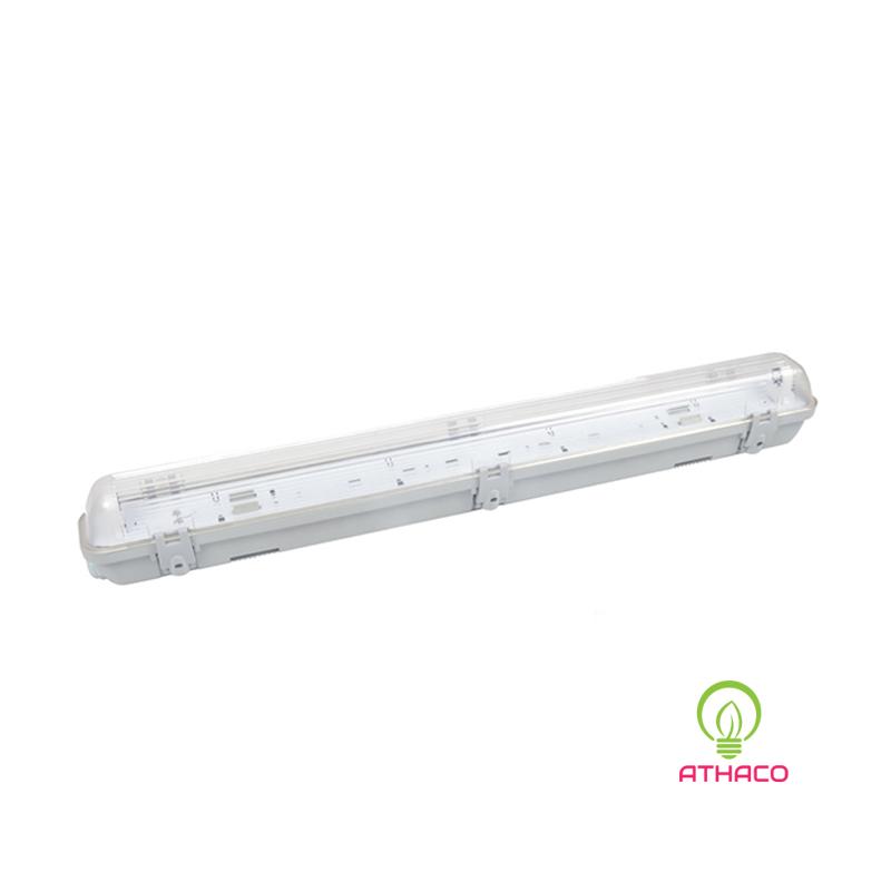Máng đèn led chống ấm đơn 0.6M