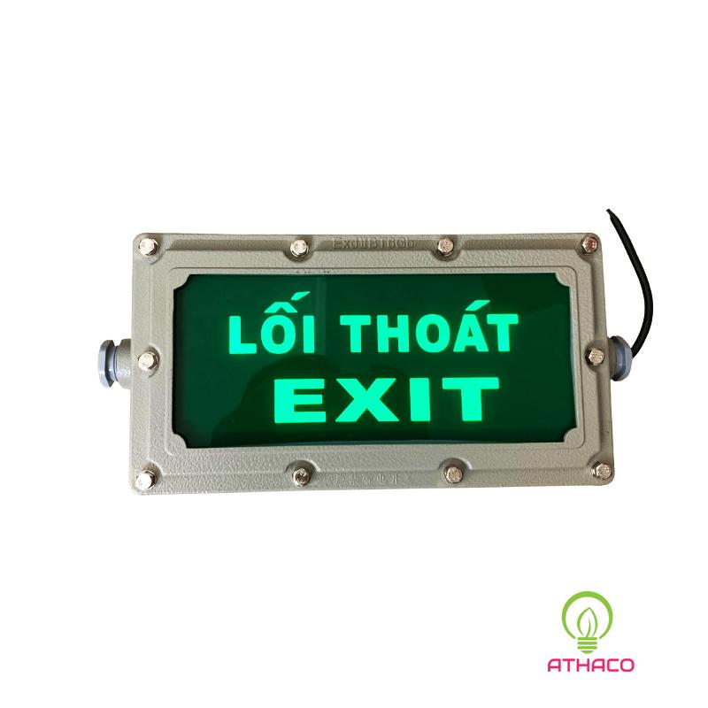 Đèn Exit Chống Cháy Nổ  1