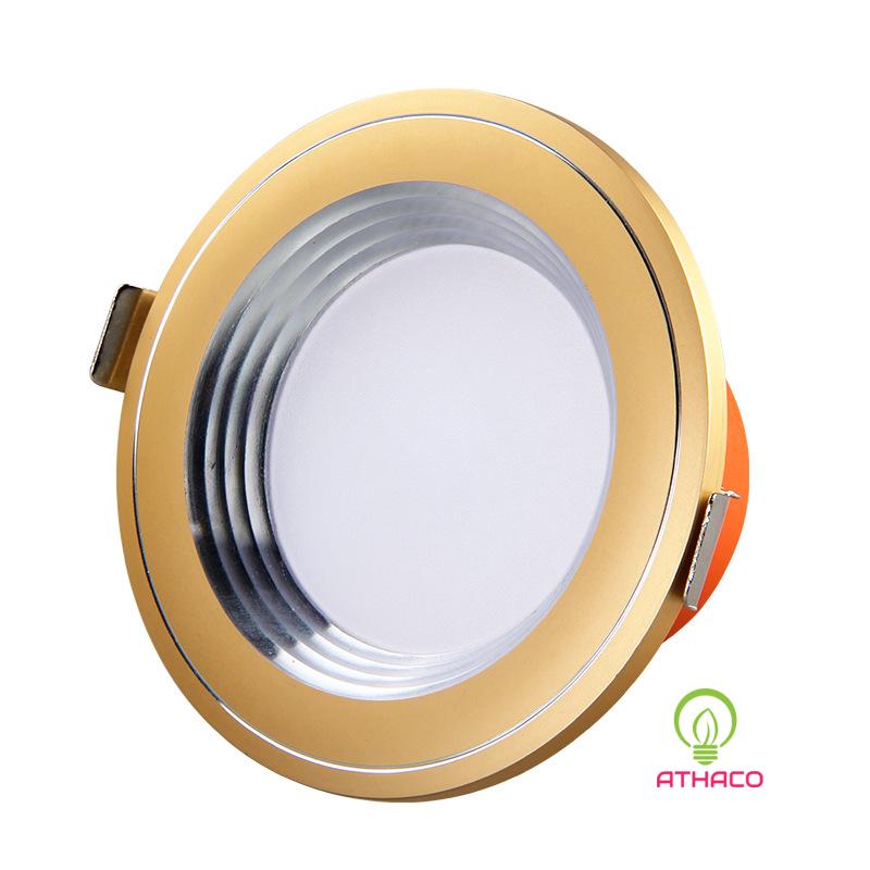 Mua đèn led âm trần downlight bền với thời gian có gì khó?