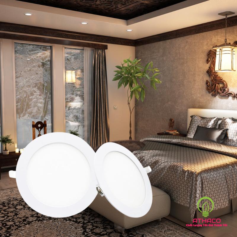 Chọn đèn Downlight cho phòng ngủ tốt không? Chú ý điều gì?