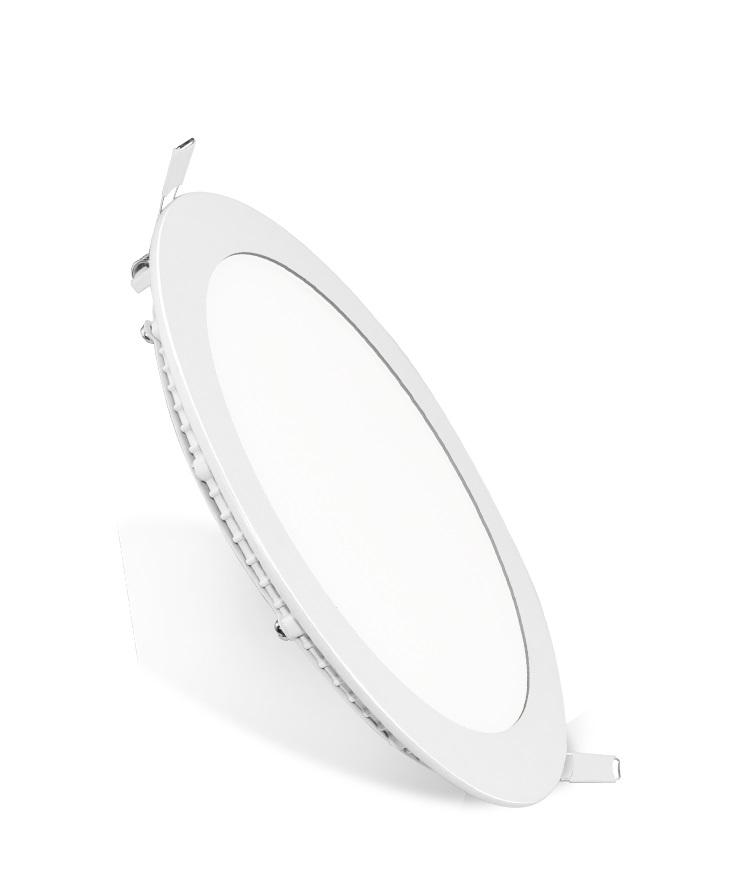 Đèn led âm trần siêu mỏng 12w bảo vệ tốt cho mắt, tiết kiệm 90% điện năng