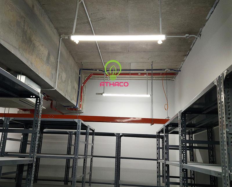 Đèn chống thấm ẩm 36W 1.2M Liền Máng