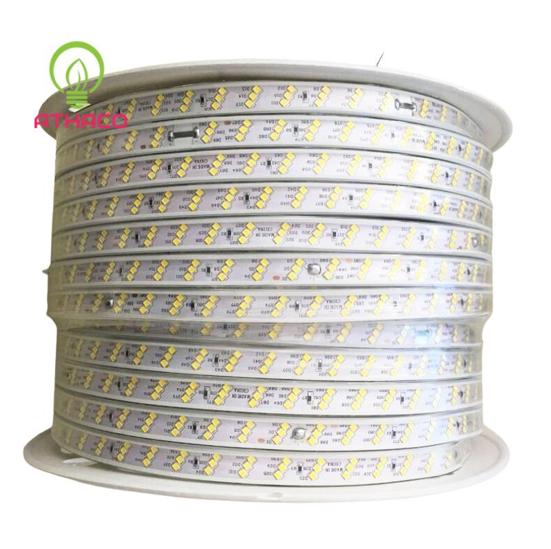 Đèn led dây 2835 3 hàng 180 Led Lõi đồng