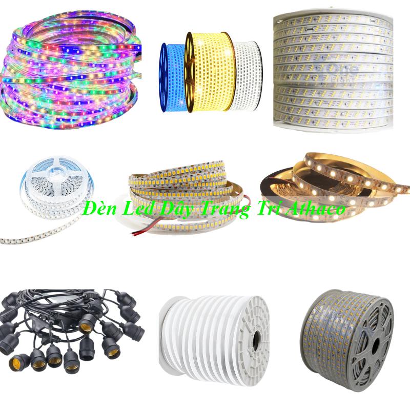 4 nguyên tắc quan trọng khi chọn đèn led dây bạn nên biết