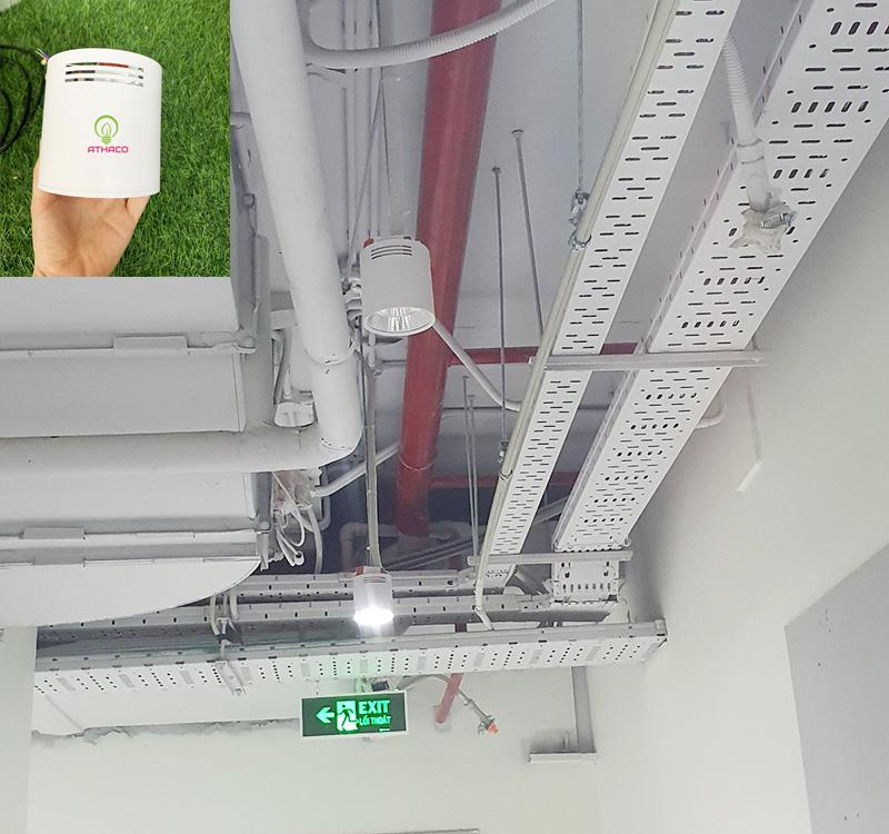 Đèn led rọi ống bơ 12W  cao cấp