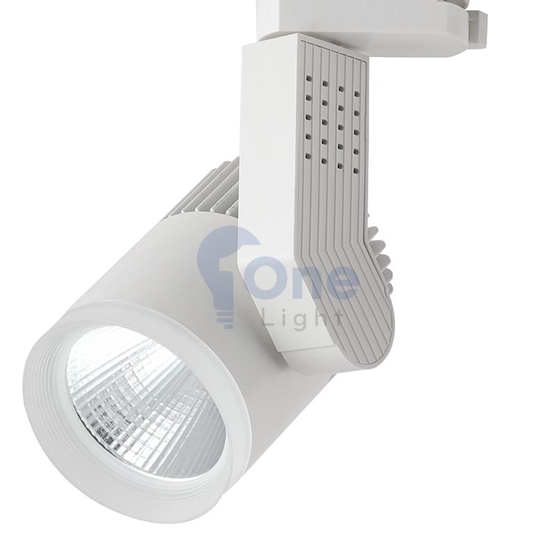 Đèn led rọi ray 20w cao cấp độ rọi xa, tiết kiệm chi phí hiệu quả