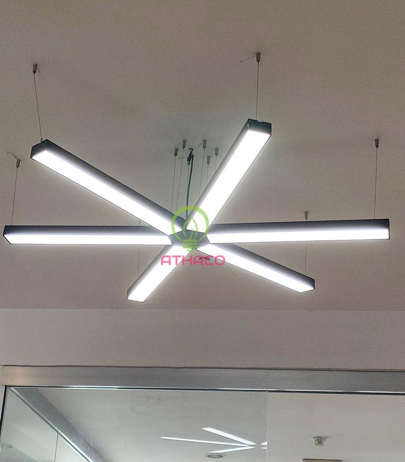 Đèn Led Thả Văn Phòng 0.6M 20W